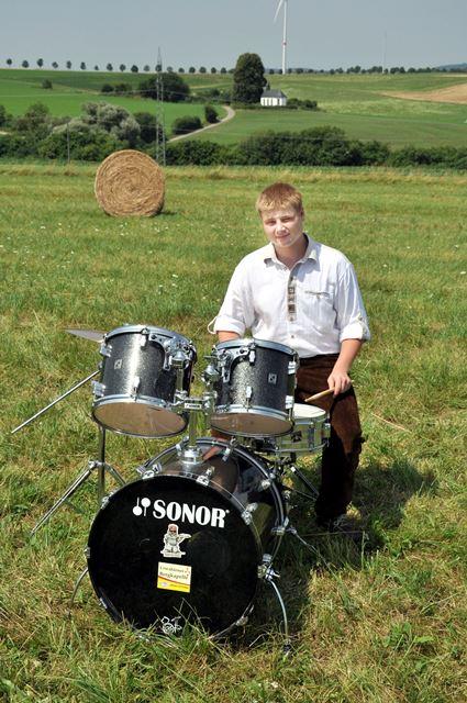 Solo-Schlagzeug